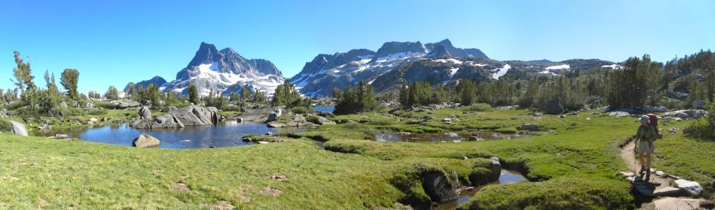 John Muir Trail hike - 2017